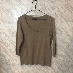 3 FOR $25 🔴 George Top Tan